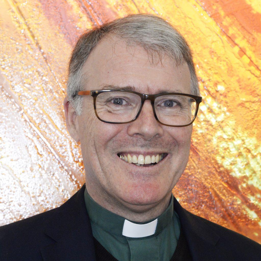 Rev Michael Norman, St Lukes Watford