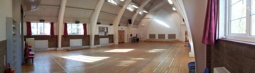 St Lukes Watford Main Hall