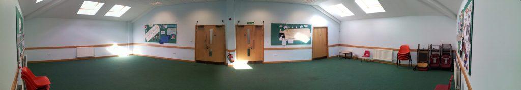 Meeting rooms in Watford – St Lukes Watford Upper Hall